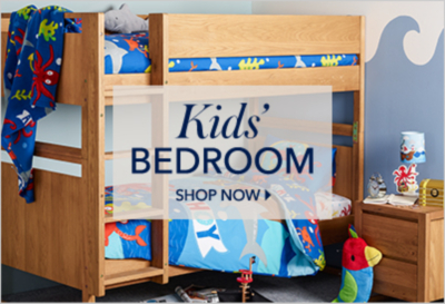 Kit out the kids' bedroom at George.com