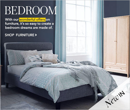 Buy beautiful bedroom furniture at George.com