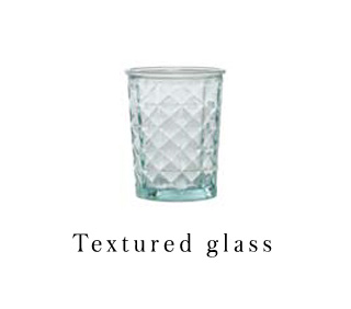 Glasses have never been so cool as this textured George Home version