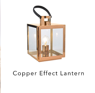 Take the woodshed trend from day to night with quirky lamps and furnishings at George.com