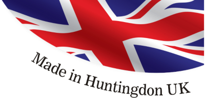 Made in Huntingdon UK