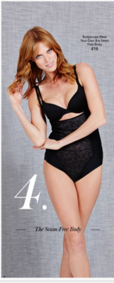 Shop women's seam-free bodies, leotards and shapewear now from George at Asda