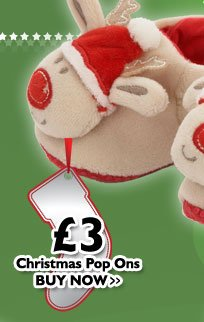 Christmas Pop Ons £3