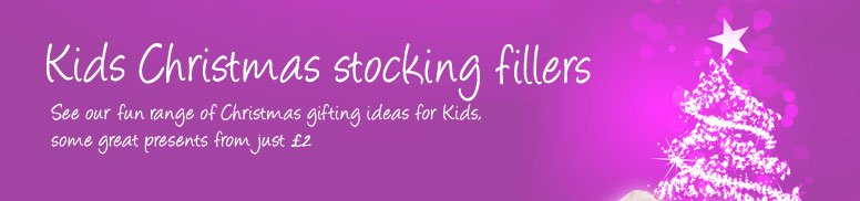 Kids Christmas Stock Fillers