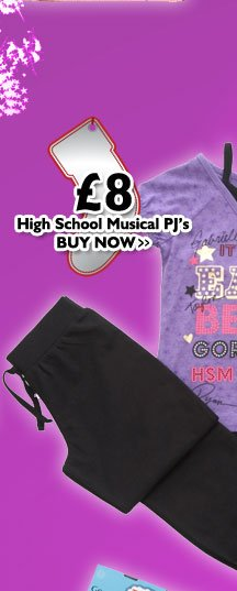 High School Musical PJ's £8