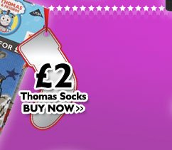 Thomas Socks £2