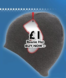 Beanie Hat £1