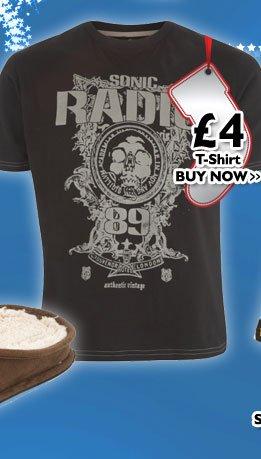 T-Shirt £4