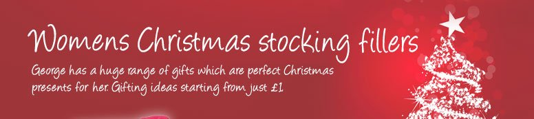 Womens christmas stocking fillers
