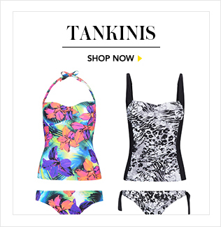 womens tankinis