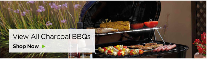 View all charcoal bbqs