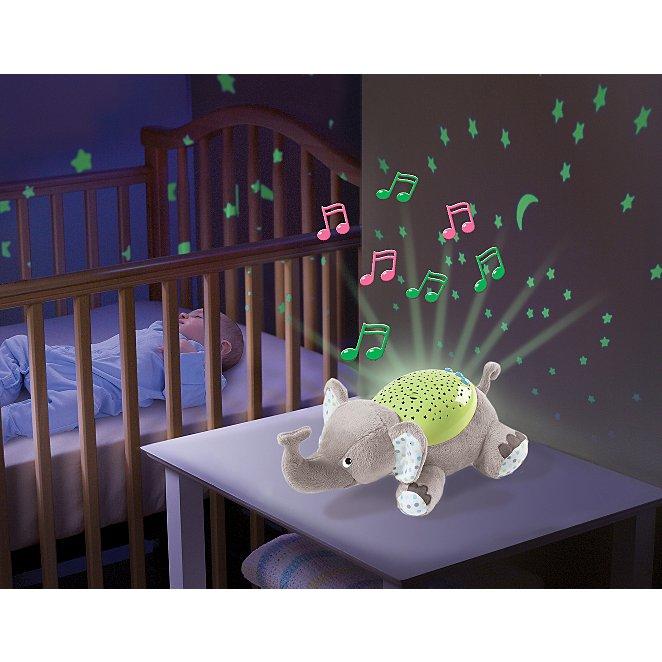 Summer Infant Slumber Buds Clic Elephant Night Light