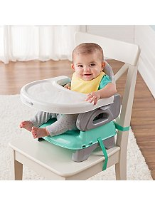 Baby Feeding High Chair Booster Seat For Toddlers Infant Portable Space Saver Baby Traveling