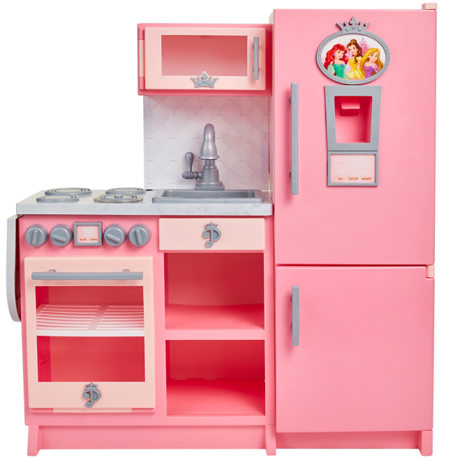 Disney Princess Style Collection Gourmet Kitchen Toys Character