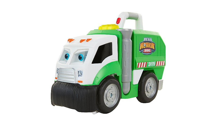 Preferred Dusty The Garbage Truck | Toys & Character | George ZA34