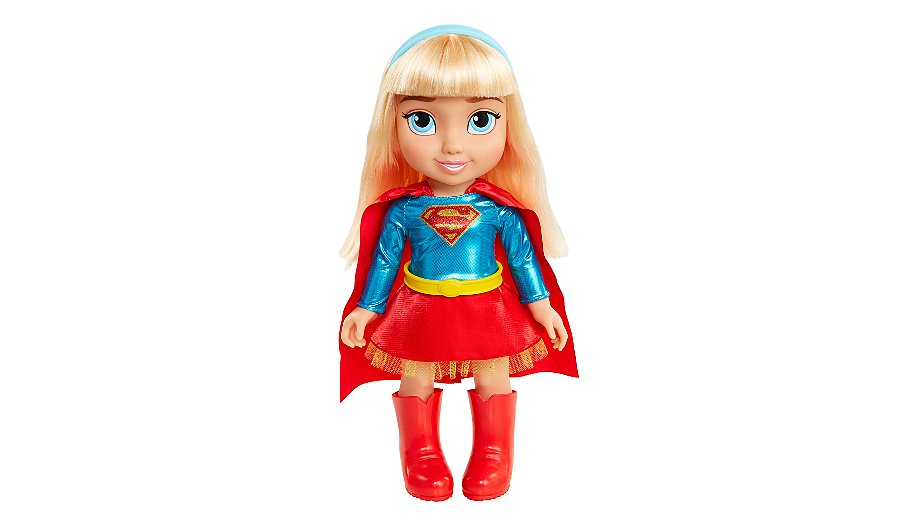 DC Toddler Doll - Supergirl | Toys & Character | George