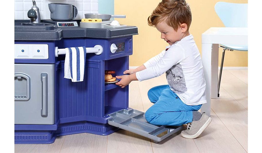 Little Tikes Side By Side Kitchen | Kids | George at ASDA