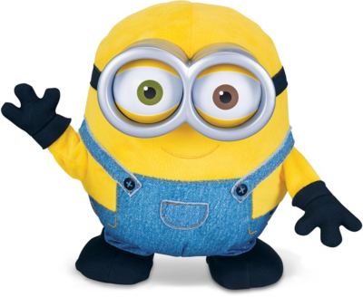 Minions   Sing And Dance Bob