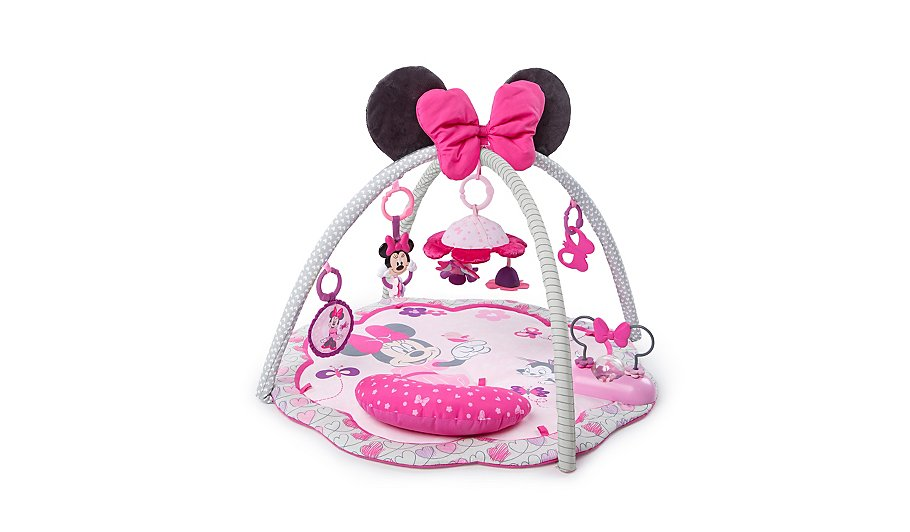 Disney Baby Minnie Mouse Bow Cute Activity Gym | Baby | George