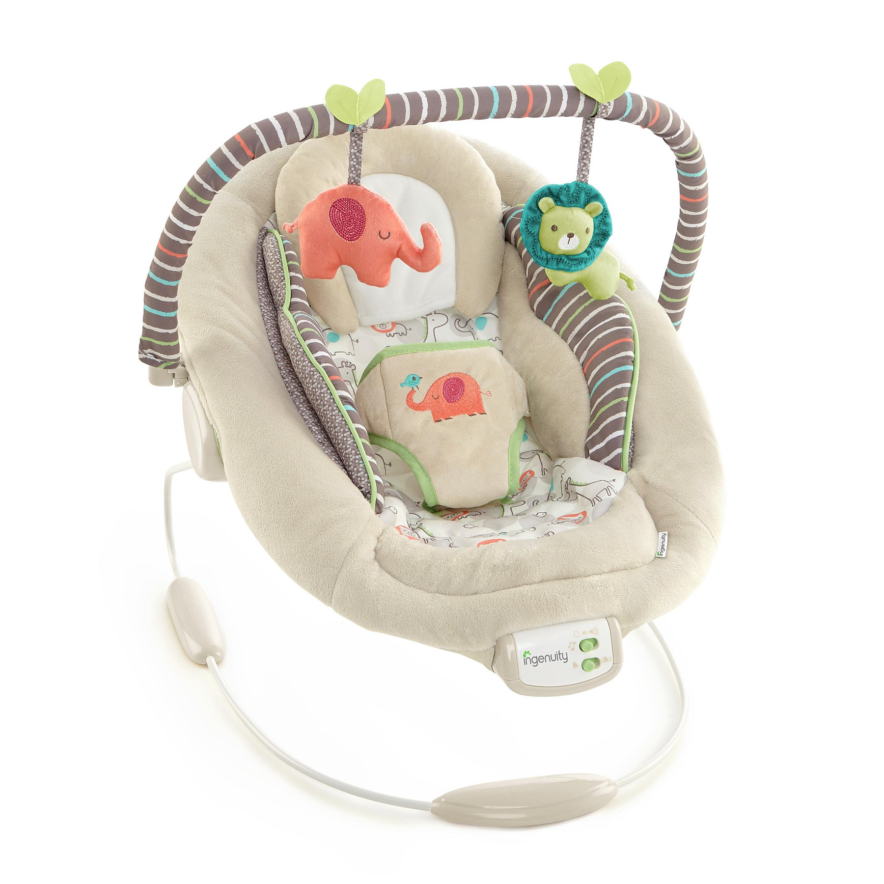 648c14ae7 Ingenuity Cozy Kingdom bouncer | Baby | George