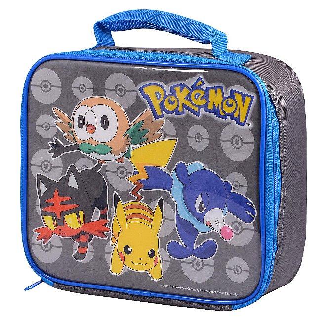 Pokemon Lunch Bag. Reset 9aae7158b7aaf