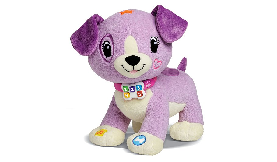 Leapfrog Read With Me Violet Toys Character George