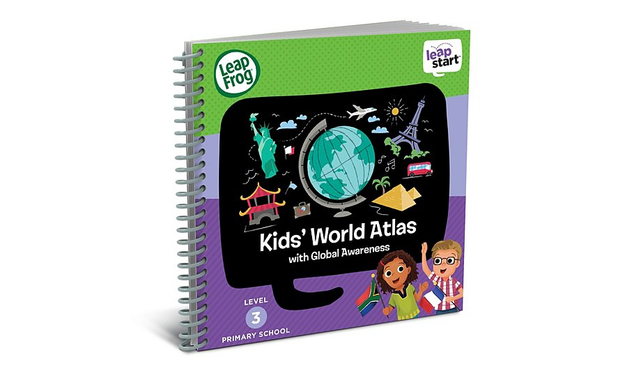 Leapfrog interactive learning system leapstart kids world atlas leapfrog interactive learning system leapstart kids world atlas sciox Choice Image