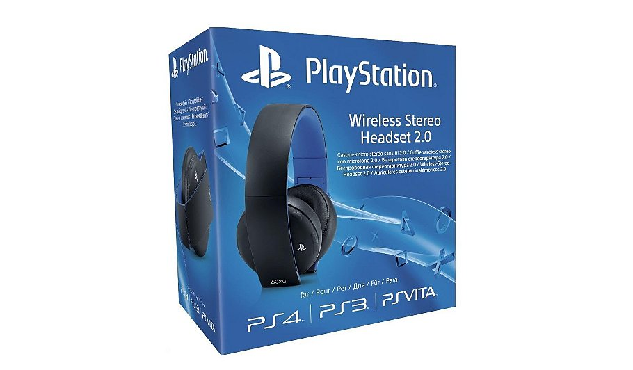 PS4 Wireless Headset 2.0 | Home & Garden | George
