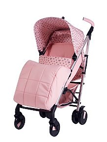 c5436f063a2 My Babiie Katie Piper MB51 Pink Hearts Stroller