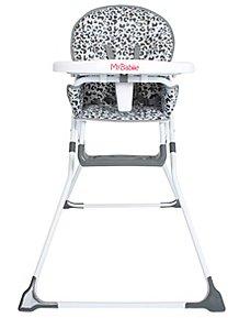 High Chair Baby High Chair George At Asda