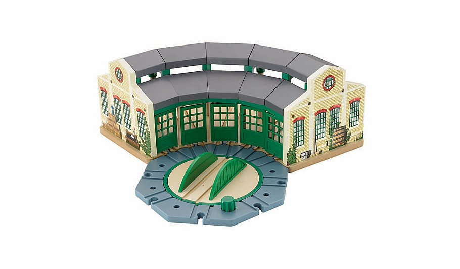 how to make tidmouth sheds