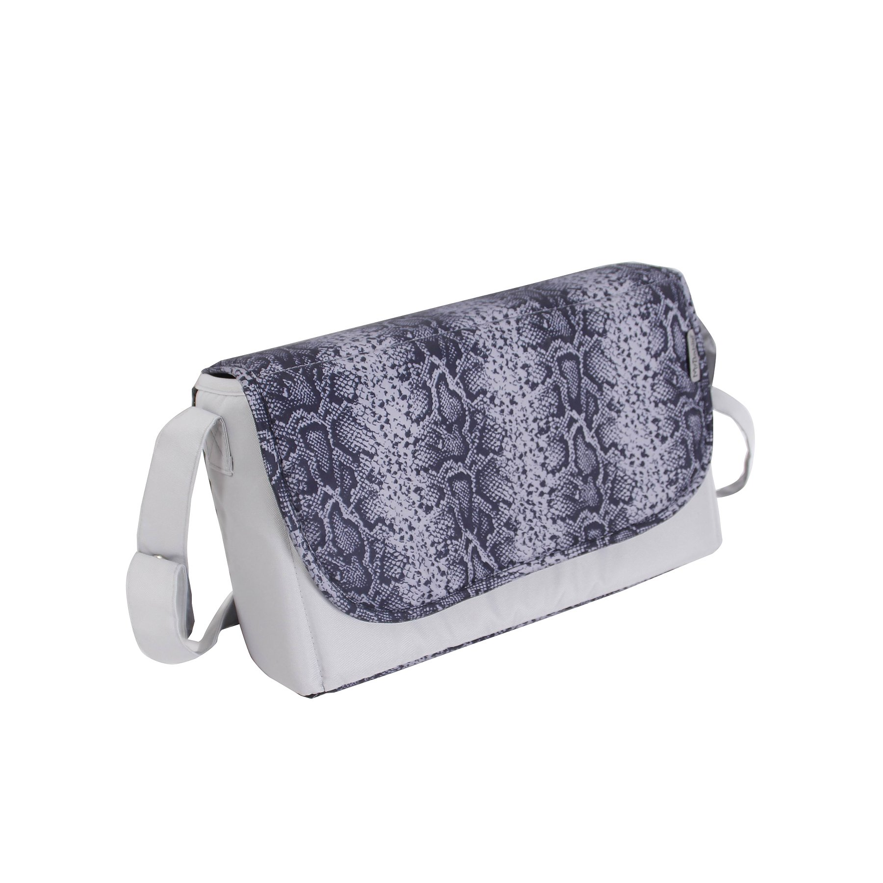 beaef47238fb My Babiie Dreamiie by Samantha Faiers Platinum Snake Baby Changing Bag.  Reset