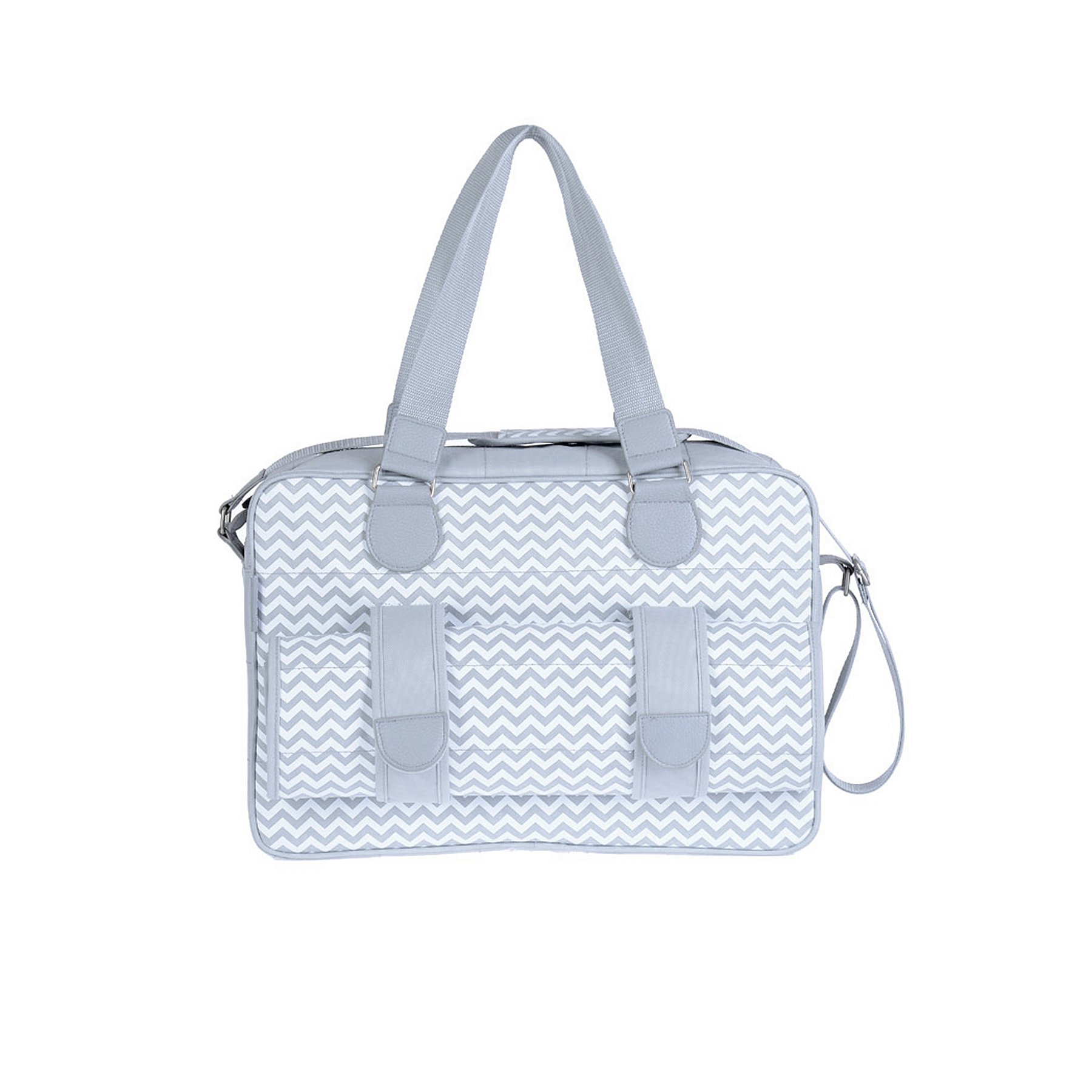 ffe68473fc5bb My Babiie Billie Faiers Grey Deluxe Changing Bag | Baby | George