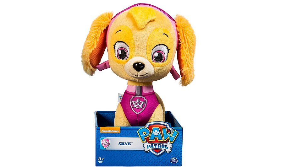 Squishy Toys Asda : Pictures Of Paw Patrol Skye Wallpaper Images