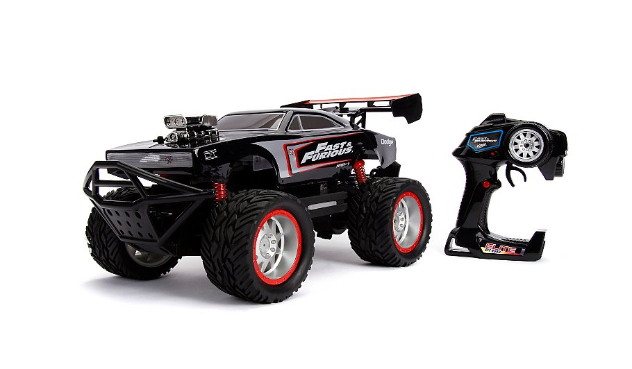 fast furious elite off road remote control car kids george at asda. Black Bedroom Furniture Sets. Home Design Ideas