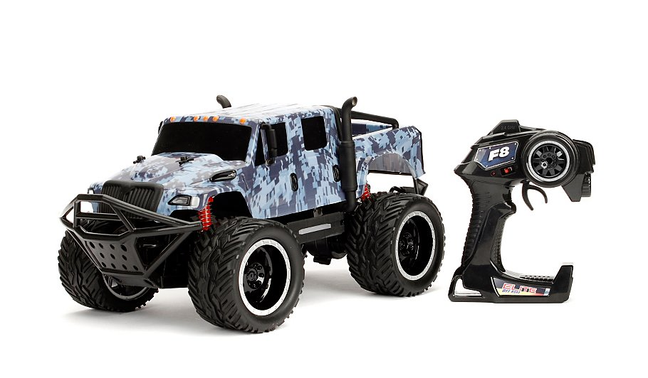 fast furious 1 12 elite off road mxt rc toys character george. Black Bedroom Furniture Sets. Home Design Ideas