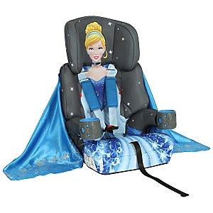 Kids Embrace Cinderella 123 Car Seat