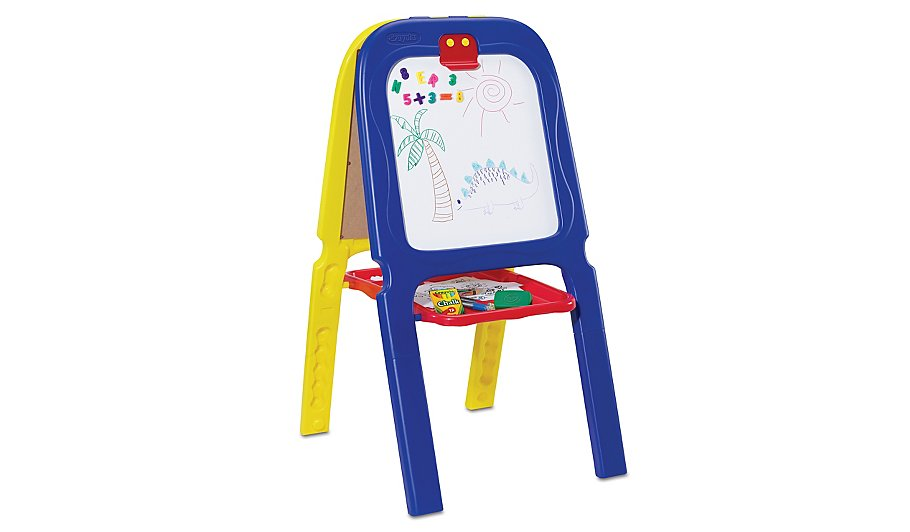 crayola 3 in 1 double easel with magnetic letters crayola 3 in 1 easel toys character george 21223 | 0833186002861?hei=532&wid=910&qlt=85&fmt=pjpg&resmode=sharp&op usm=1.1,0