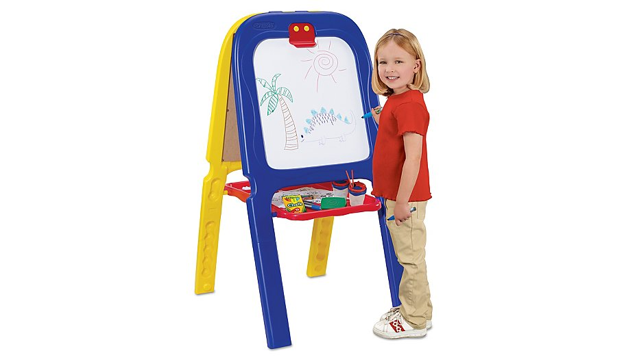 crayola 3 in 1 double easel with magnetic letters crayola 3 in 1 easel toys character george 21223 | 0833186002861 A?hei=532&wid=910&qlt=85&fmt=pjpg&resmode=sharp&op usm=1.1,0