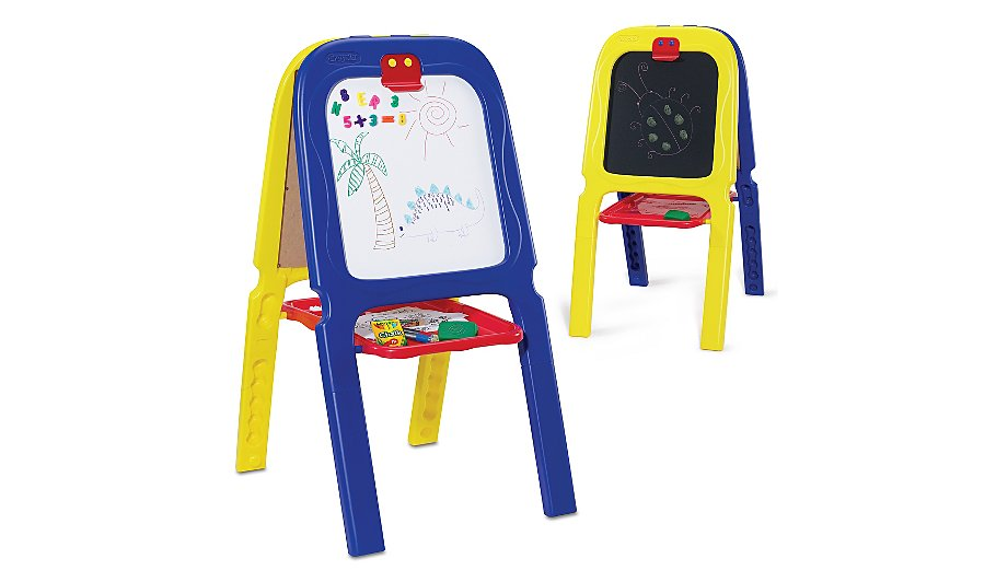 crayola 3 in 1 double easel with magnetic letters crayola 3 in 1 easel toys character george 21223 | 0833186002861 C?hei=532&wid=910&qlt=85&fmt=pjpg&resmode=sharp&op usm=1.1,0