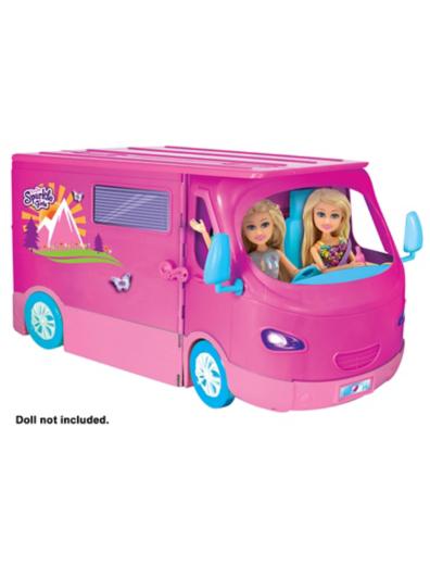 Sparkle Girlz Camper Van | Kids | ASDA Direct
