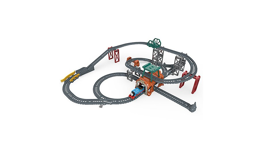 Fisher-Price Thomas & Friends Trackmaster 5-In-1 Track
