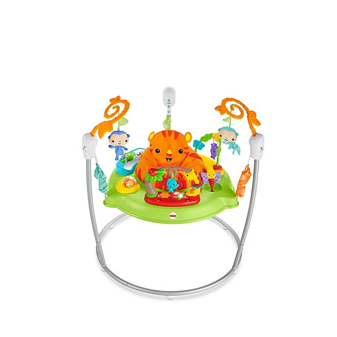 f3fa53e95 Fisher-Price Roarin  Rainforest Jumperoo