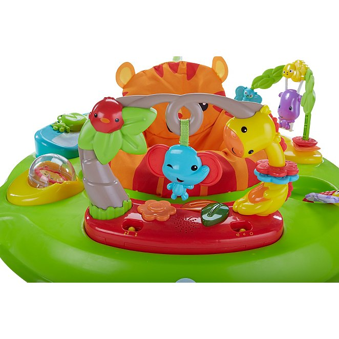 8c35a32e4 Fisher-Price Roarin  Rainforest Jumperoo