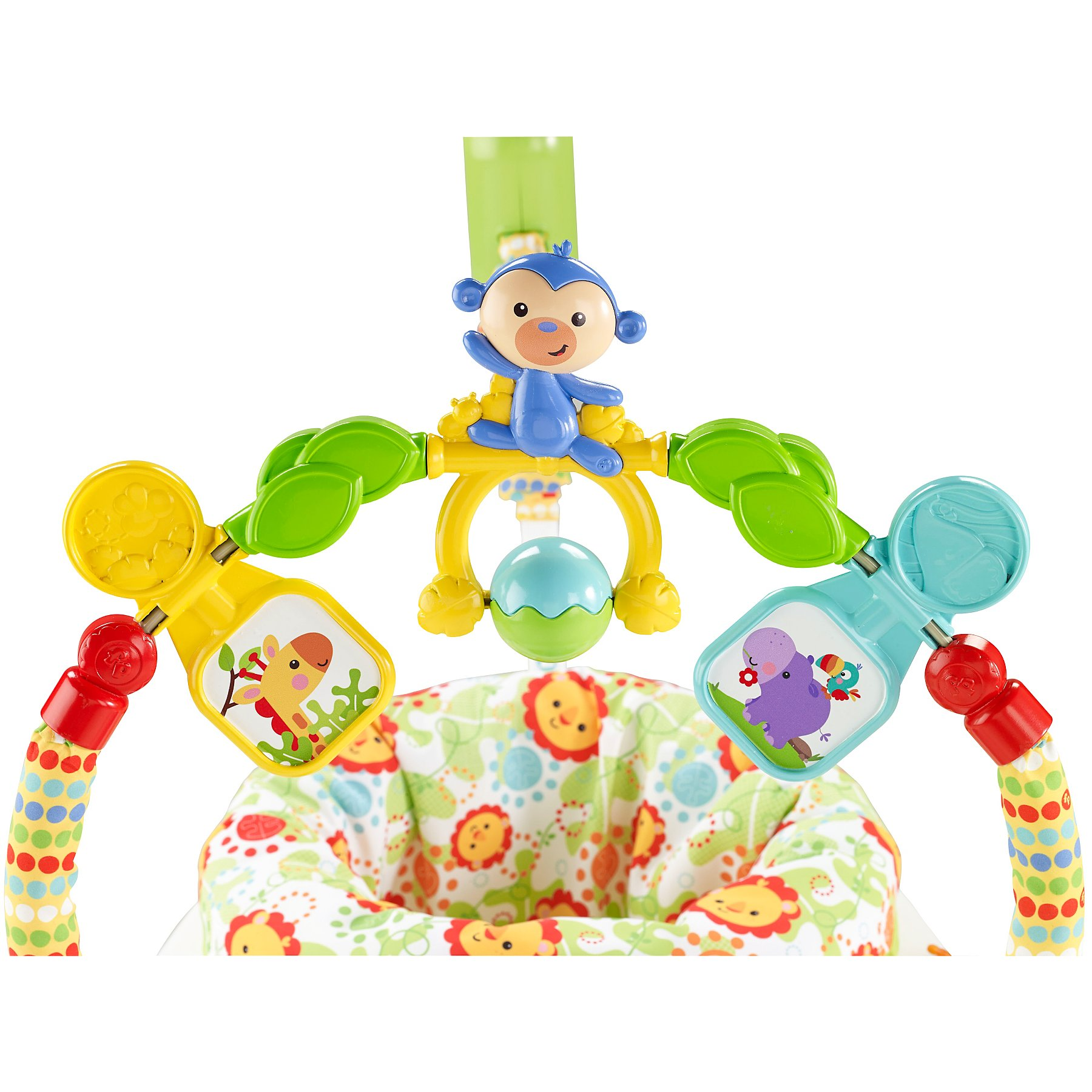 3a4a5708a8dd Fisher-Price Rainforest Friends SpaceSaver Jumperoo