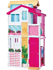 Barbie 3 Y Townhouse