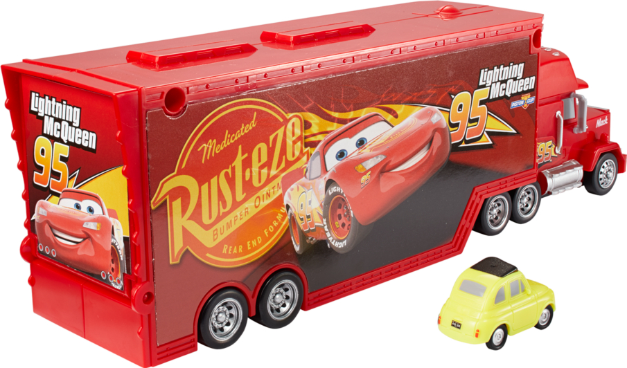 Disney Cars 3 Travelling Mack Toys Amp Character George