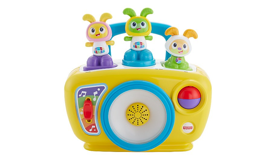 Fisher-Price BeatBo Boogie Boom Box | Toys & Character | George