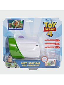 c4b0887c658 Disney Pixar Toy Story 4 Buzz Lightyear Wrist Communicator