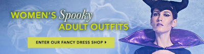 Amp up the scary factor this Halloween with our range of spooky outfits at George.com